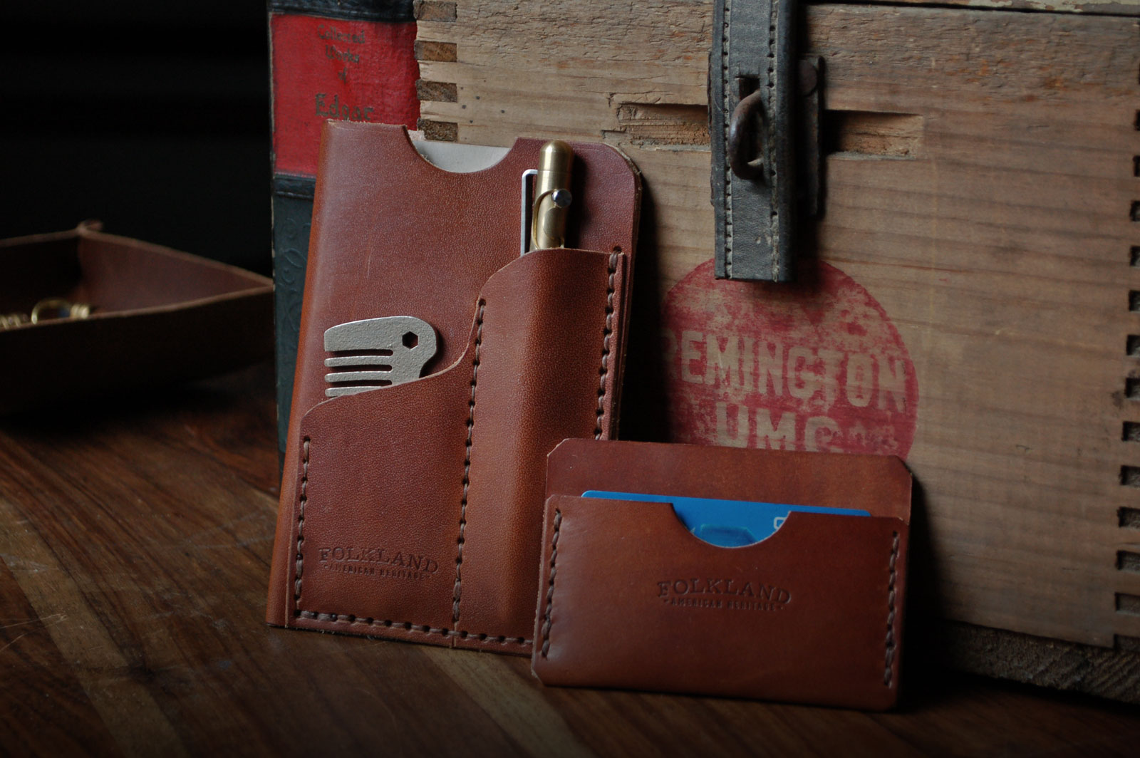 Everyday Carry Goods by Folkland